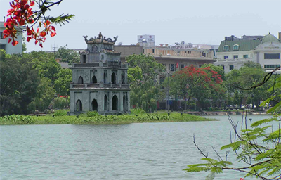 Ha Noi tour for 2 adults, 2 chird
